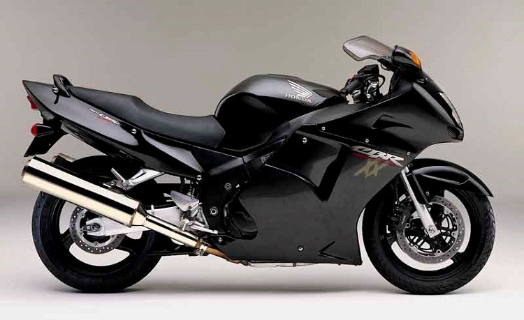 Honda Powersports - CBR1100XX Super Blackbird