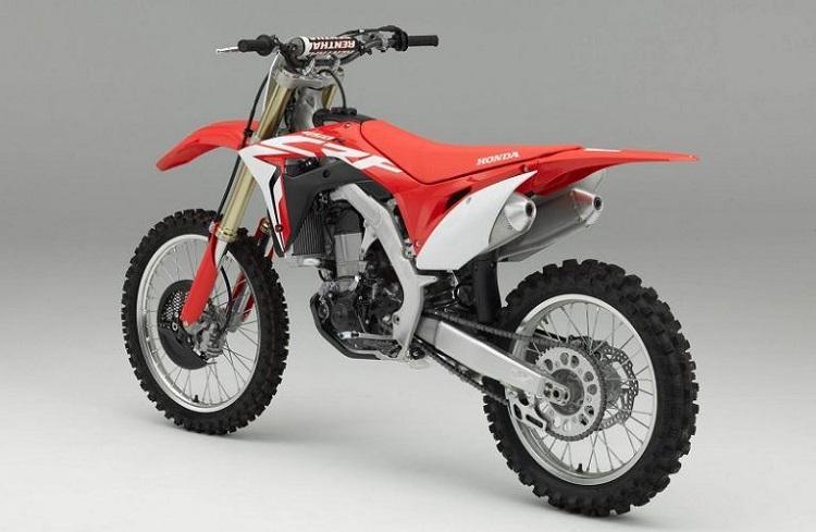 Honda Powersports - CRF450R