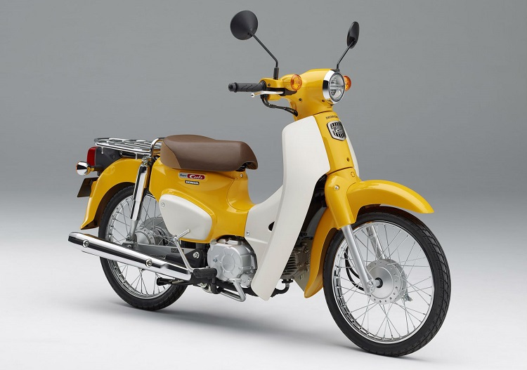 Honda Powersports - Super Cub