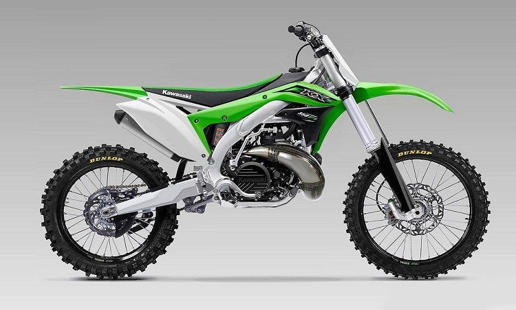 Kawasaki Dirt Bikes - KX350 Two-Stroke