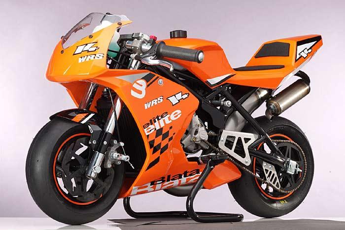 Mini Motorcycle - Blata Elite 2