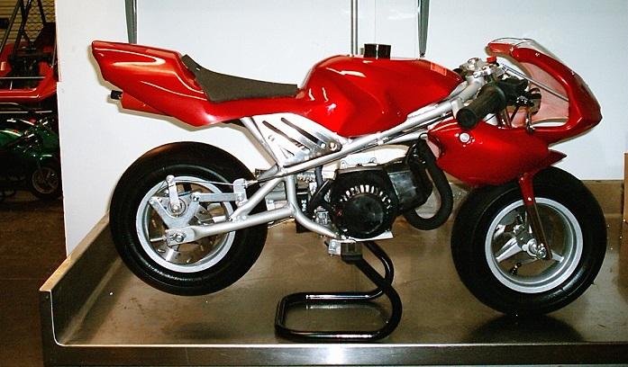 Mini Motorcycle - Cagllari Daytona 1