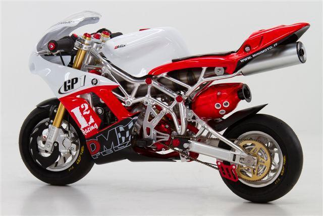 Mini Motorcycle - DM Telai Midi GP Racer 1