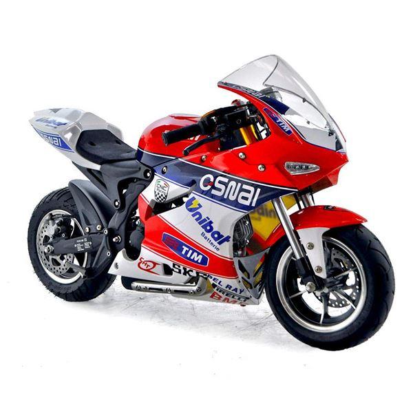 Mini Motorcycle - FunBikes DP4