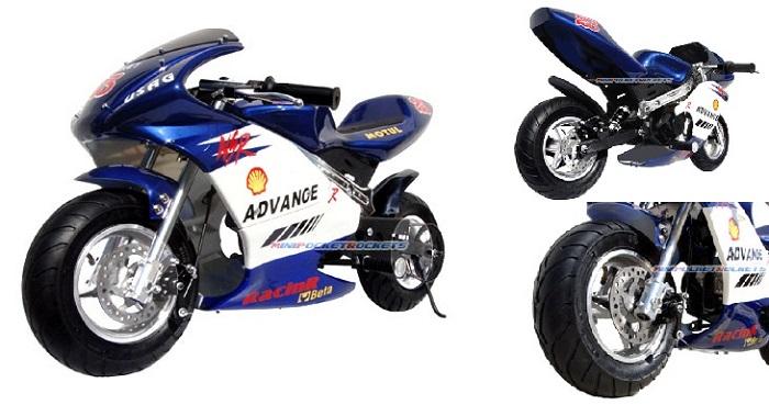 Mini Motorcycle - GP RS-R 1