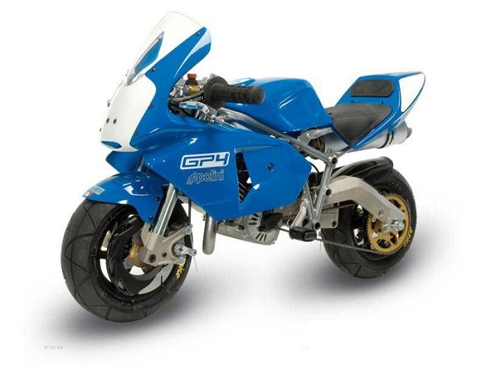 Mini Motorcycle - Polini GP4