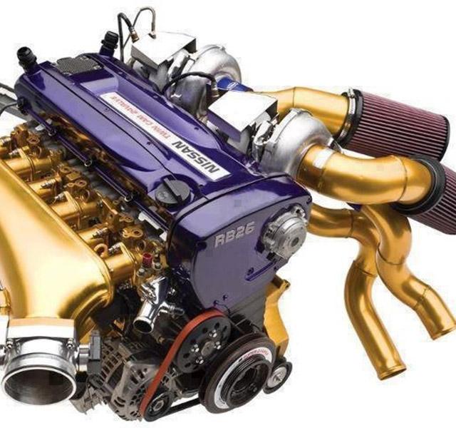 JDM Motors - RB26DETT