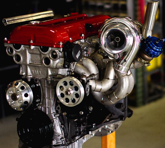 JDM Motors - SR20DET