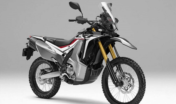 Small Motorcycles - Honda CRF250 Rally
