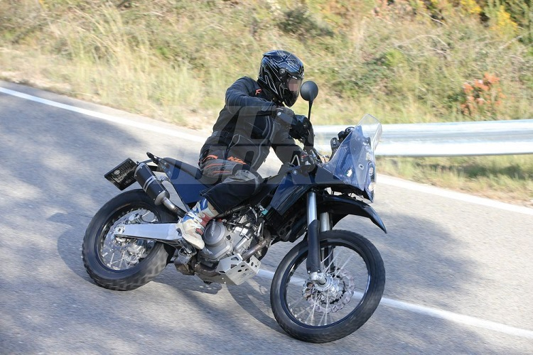 Small Motorcycles - KTM 390 Adventure 1