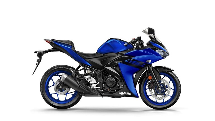 Small Motorcycles - Yamaha R3