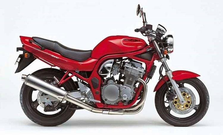 Best Suzuki Bikes List - Bandit GSF600