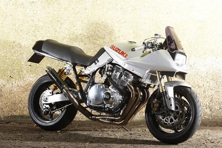 Best Suzuki Bikes List - Katana