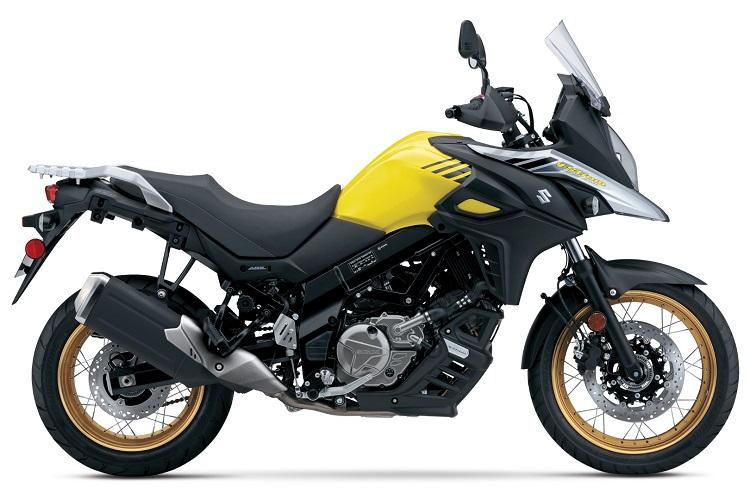 Best Suzuki Bikes List - V-Strom 650