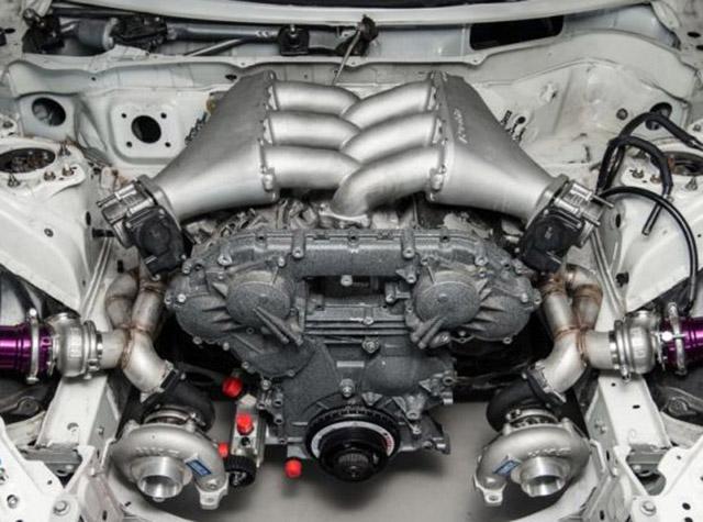 JDM Motors - VR38DETT