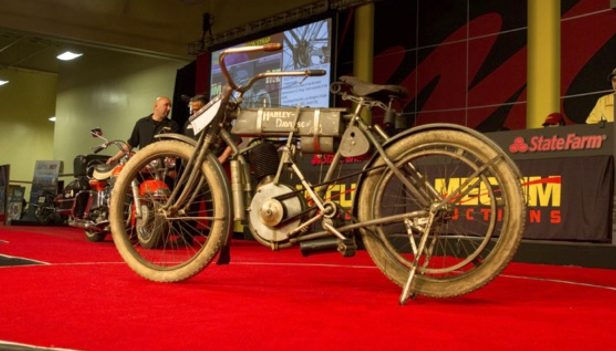Vintage Motorcycles - Auction