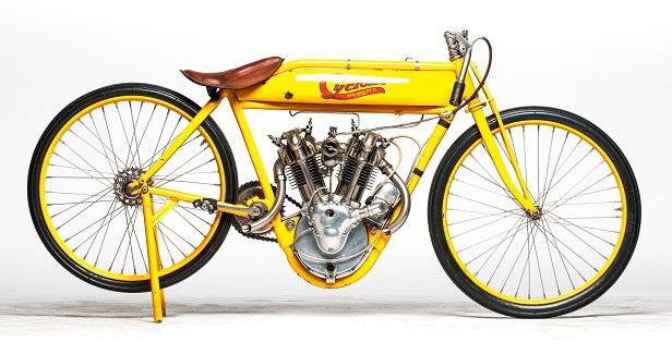 Vintage Motorcycles - Cyclone Board Tracker