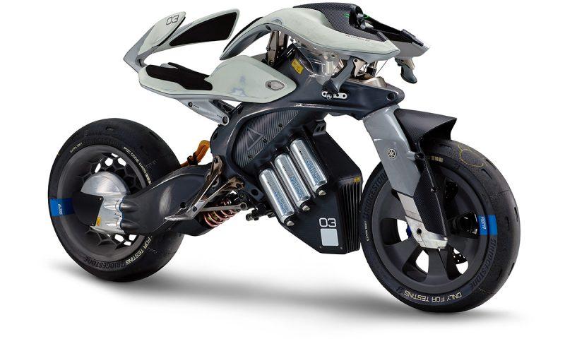 Yamaha Motoroid 1