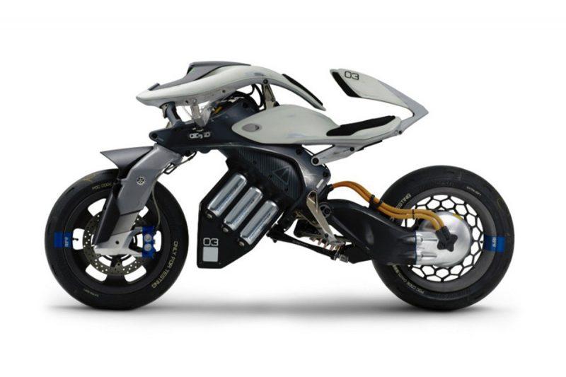 Yamaha Motoroid 3