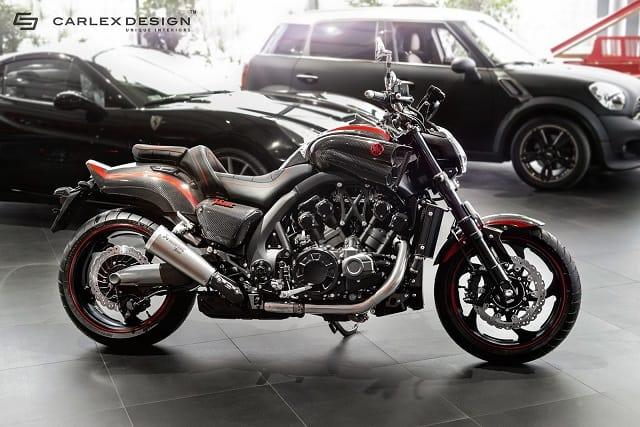 Yamaha VMAX - Carlex 2