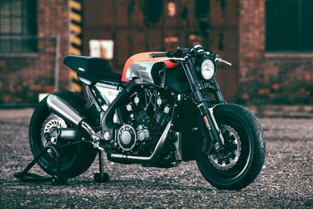 Yamaha VMAX - JvB-Moto 1