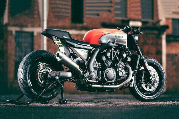 Yamaha VMAX - JvB-Moto 2