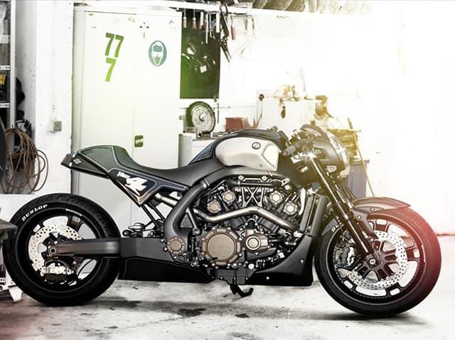 Yamaha VMAX - Roland Sands Design