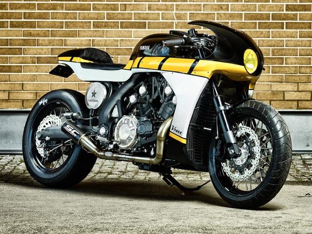 Yamaha VMAX - it roCks!bikes 1