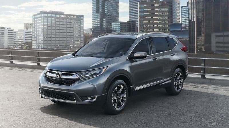 Best CUV 2019 - Honda CR-V