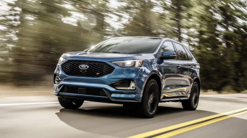 Best CUV 2019 - Ford Edge ST