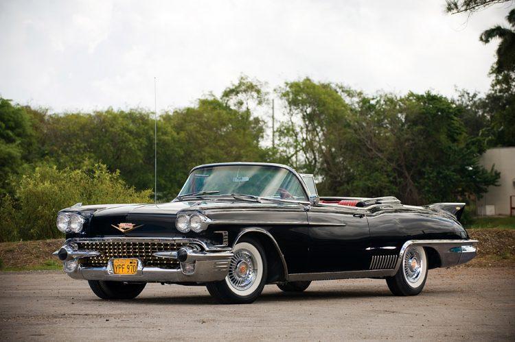 Cadillac Eldorado Front 3/4