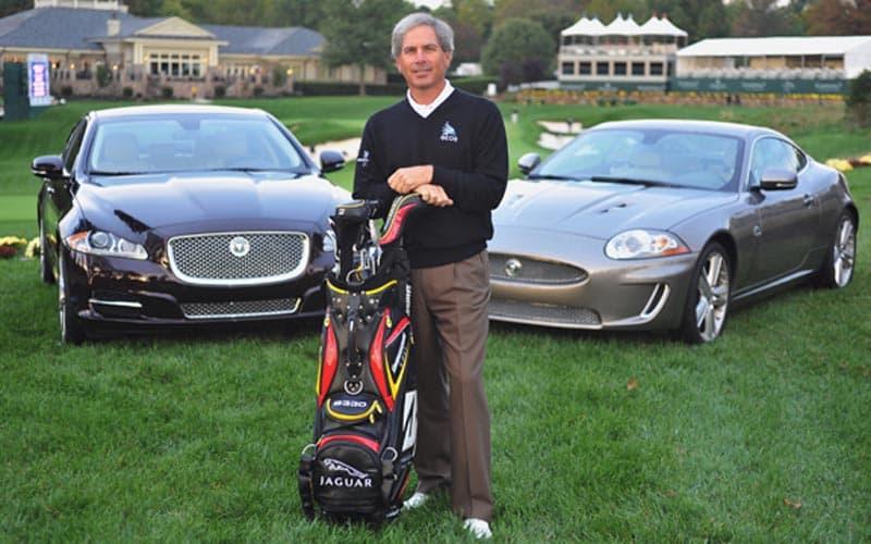 Fred Couples Jaguar