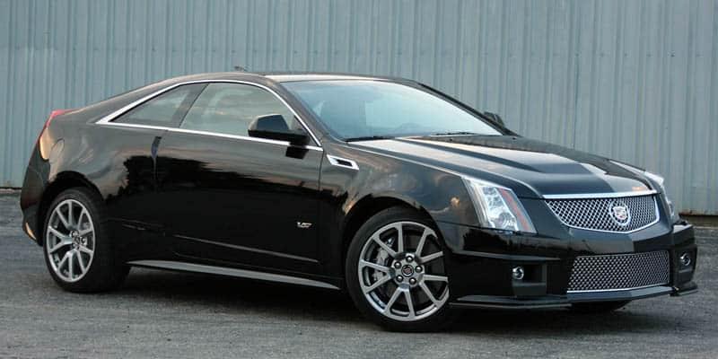 Ian Kole Cadillac CTS-V