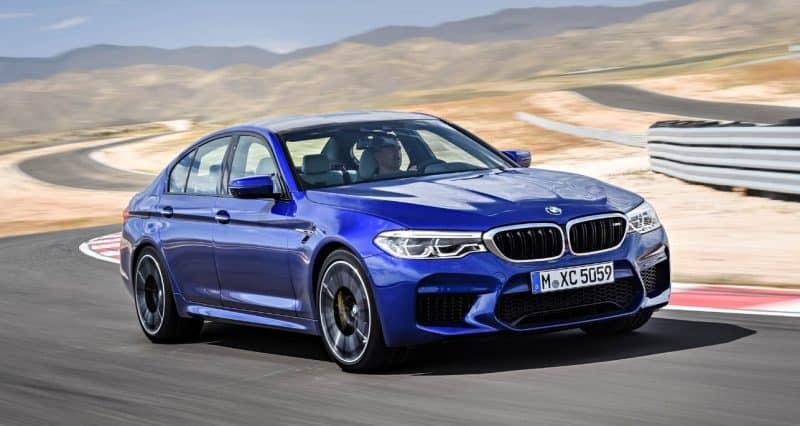 Best Mid-Size Sedan 2019 - BMW M