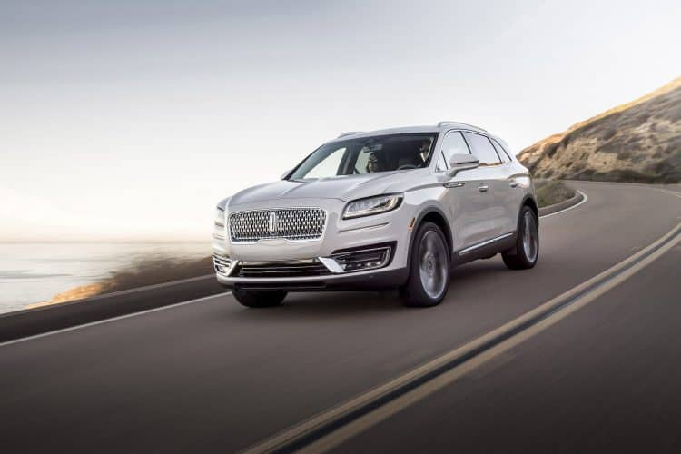 Best CUV 2019 - Lincoln Nautilus