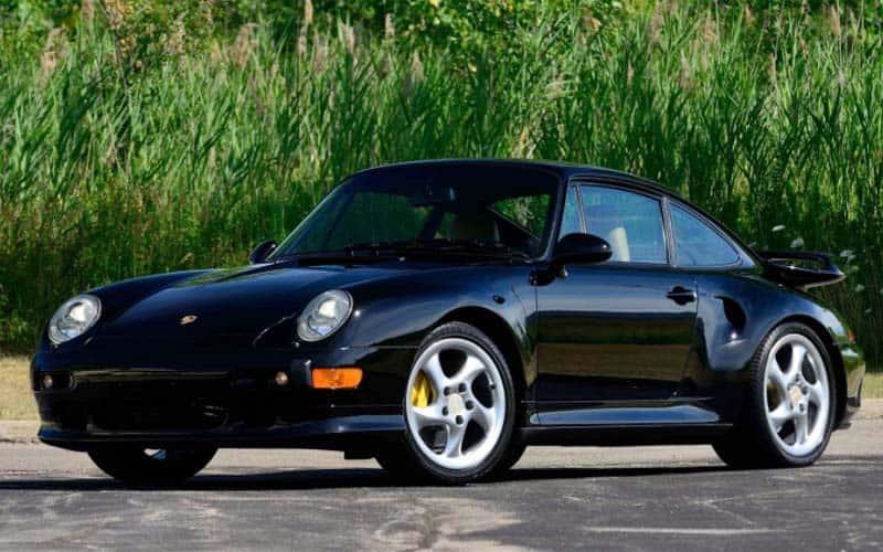 Pete Sampras Porsche 911