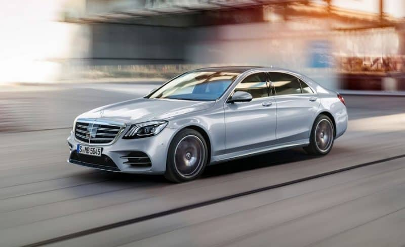 Best Mid-Size Sedan 2019 - Mercedes-Benz S Class is one of the best sedans 2019 is bringing our way