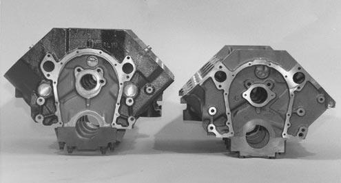 GM Best Crate Engines - engine blocks