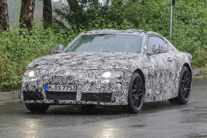 New Supra Front 3/4 Spy Shot