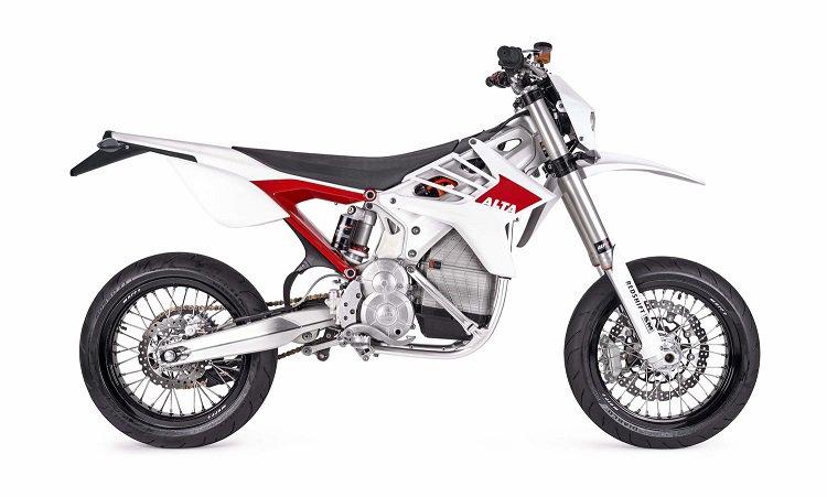 American Motorcycles - Alta Motors Redshift