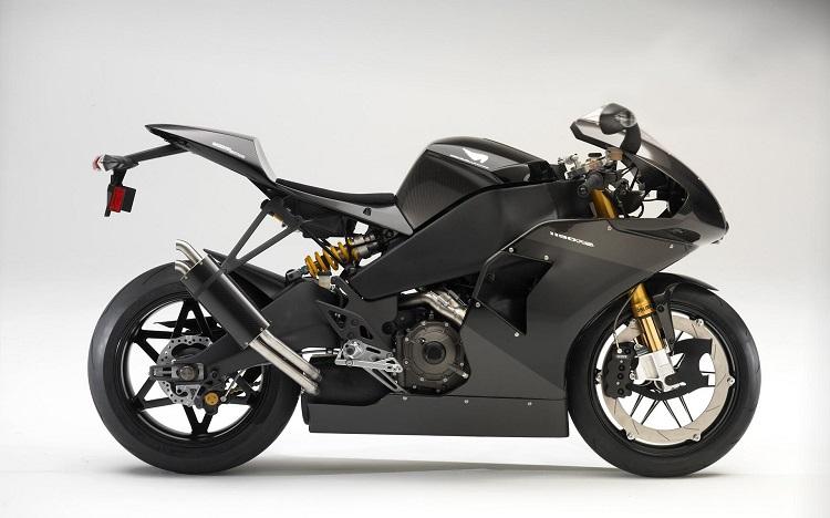 American Motorcycles - Erik Buell Racing 1190RS