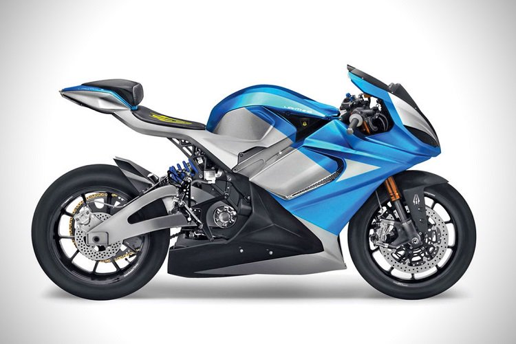 American Motorcycles - Lightning LS-218