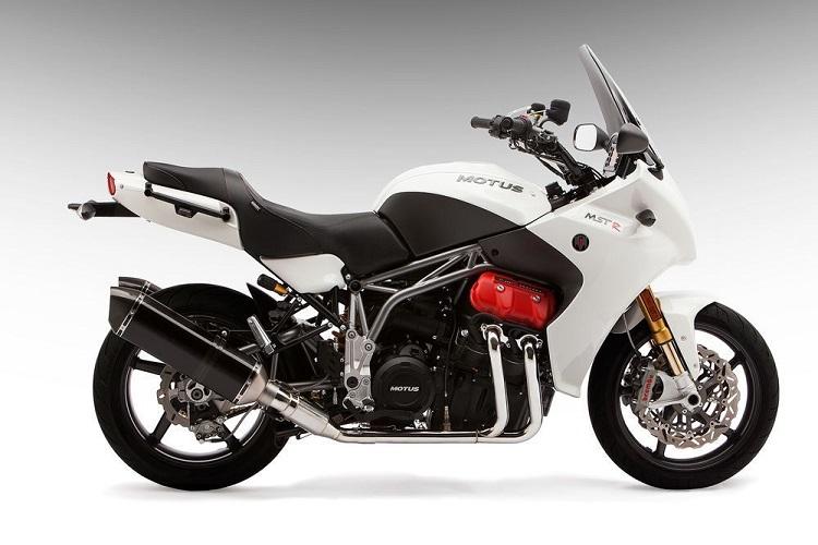 American Motorcycles - Motus MSTR