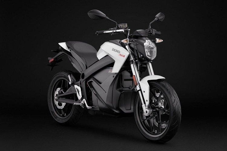 American Motorcycles - Zero SR