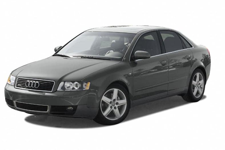 Audi A4 Front 3/4 - Used Cars Under 2000