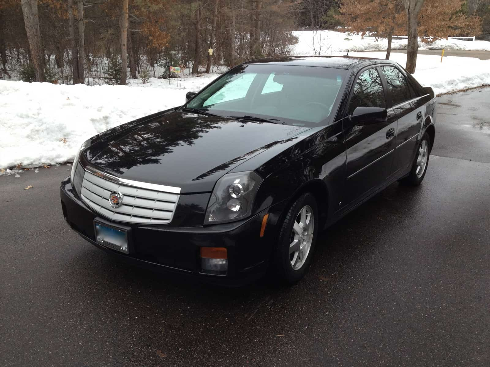 Cars under 5000 include the Cadillac CTS