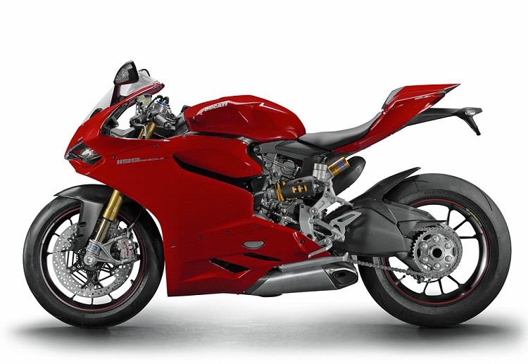 Crotch Rocket - 2011 Ducati 1199 Panigale