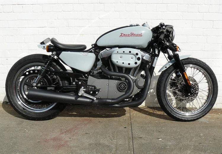 Custom Harleys - Deus Ex Machina Sportster Nightster