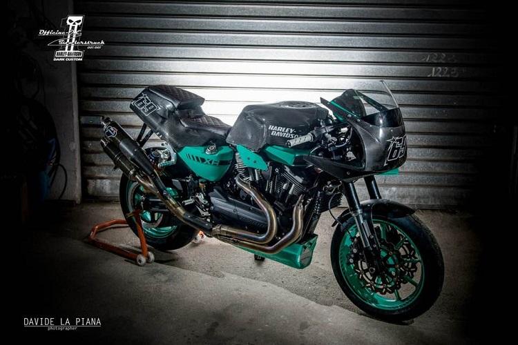 Custom Harleys - Officine D.C