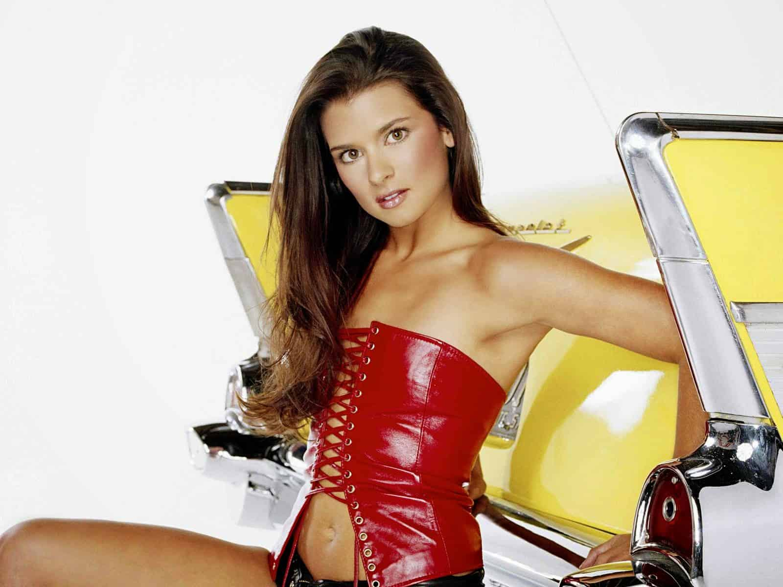 Every list of hot car girls includes Danika Patrick